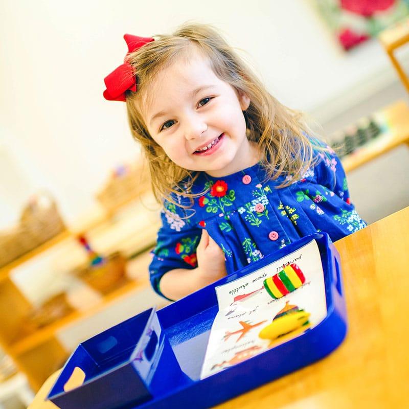 Penn-Mont Toddler Program