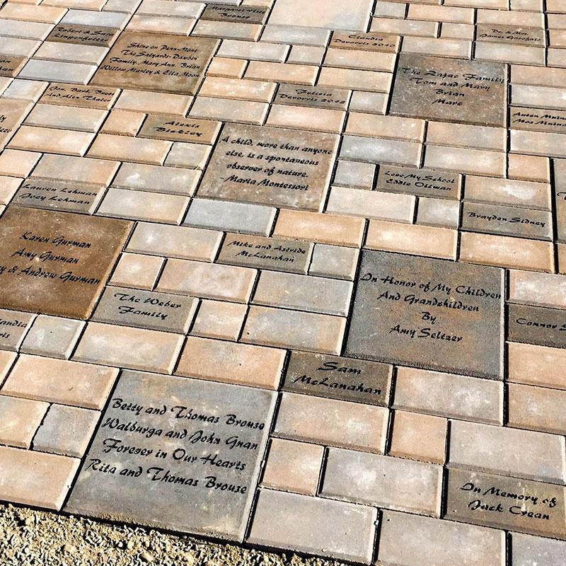 Penn-Mont Brick Commemorative Campaign