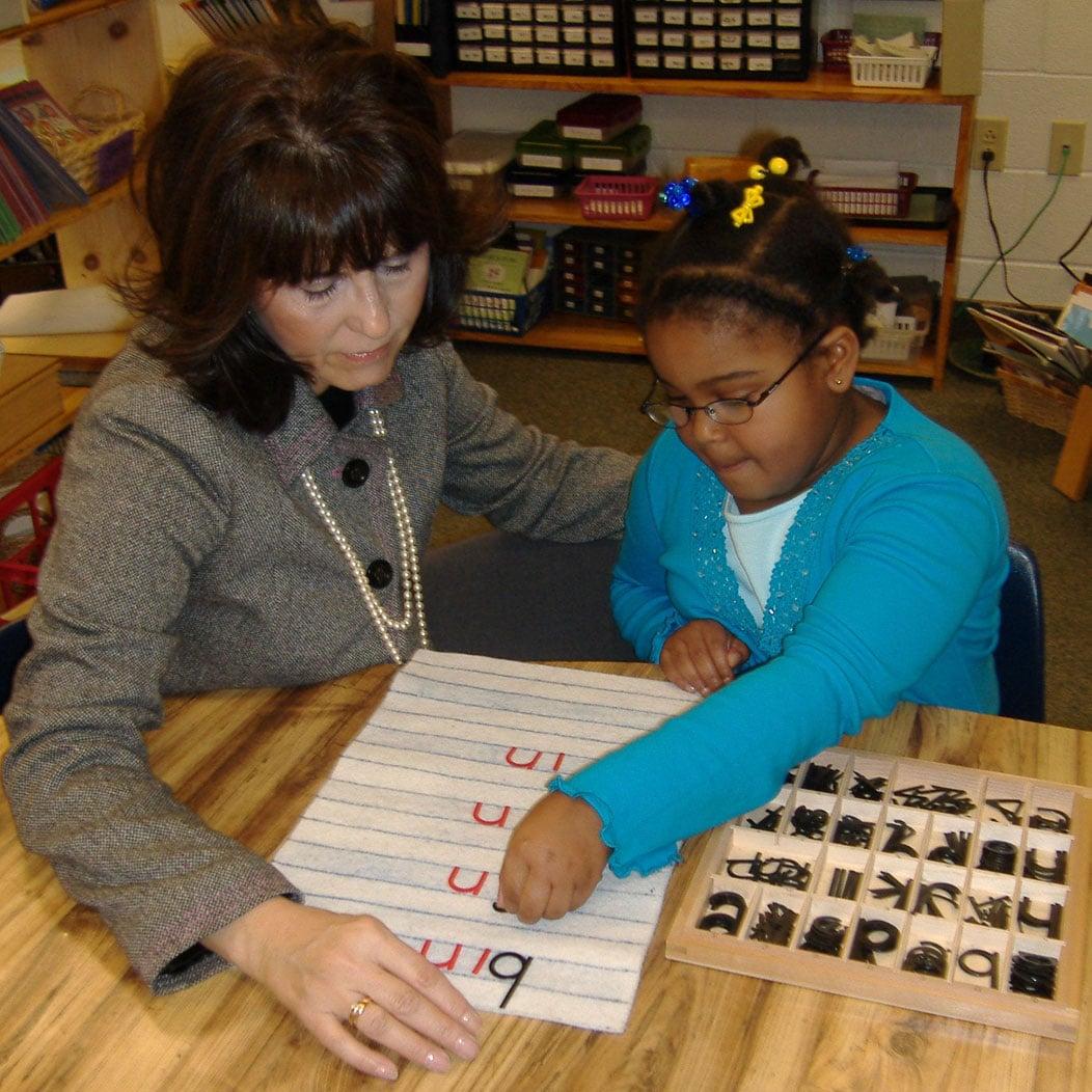 On-site Montessori Teacher Training Program